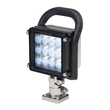Whelen Pioneer Micro Super LED Work/ Scene Light Low Profile