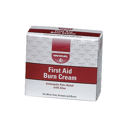 Waterjel: Burn Cream With Aloe