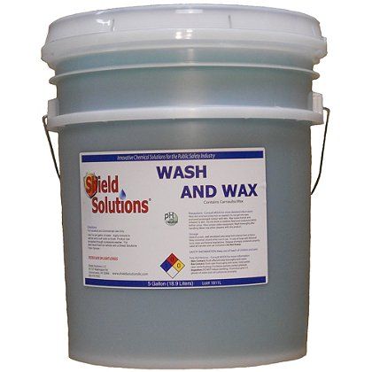 Shield Solutions: Wash & Wax
