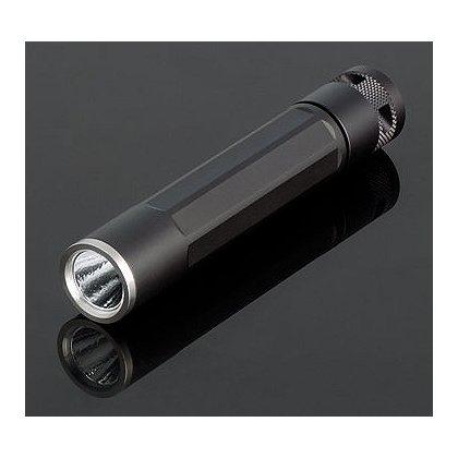 INOVA:  X1 Dual Mode LED Flashlight, 80 Lumens