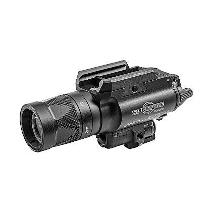Surefire: X400V IRc White-Light/Infrared LED and Infrared Laser