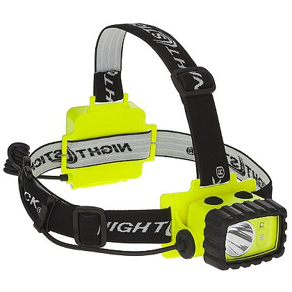 NIGHTSTICK: Intrinsically Safe Multi-Function LED Headlamp