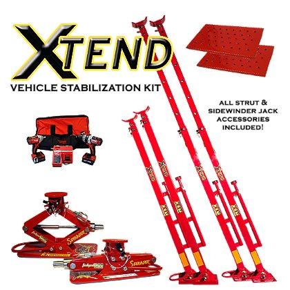 Junkyard Dog XTEND Stabilizing Kit #1