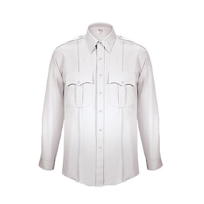 Elbeco: Men's TexTrop2 Long Sleeve Shirt with Zipper Front