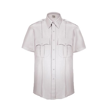 Elbeco: Men's TexTrop2 Short Sleeve Shirt with Zipper Front