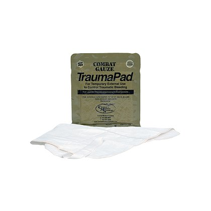 Z-Medica QuikClot Combat Gauze Trauma Pad