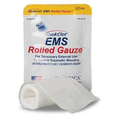 Z-Medica EMS Rolled Gauze