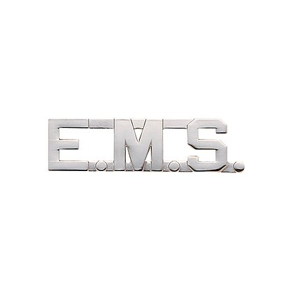 Smith & Warren: Collar Pins w/Clutch Back Attachment, E.M.S.