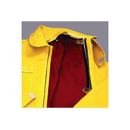 Crew Boss Coat Liner, Indura Ultra Soft FR Cotton, NFPA 1977