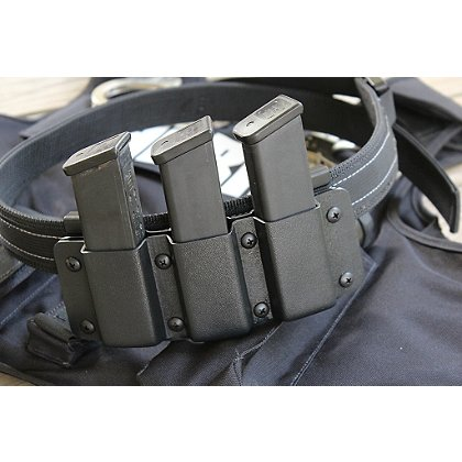 WARFYTR 9/40/357 Triple Mag Pouch