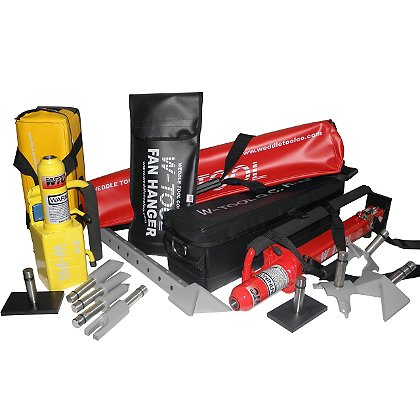 Weddle Tool: W-Tool Quick Change Master Kit