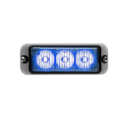 Whelen: TIR3 Super LED Lighthead, Horizontal Mount
