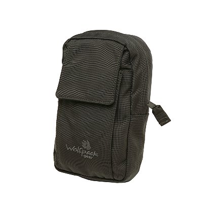 Wolfpack Gear: Carbon Series Medium Accessory Bag