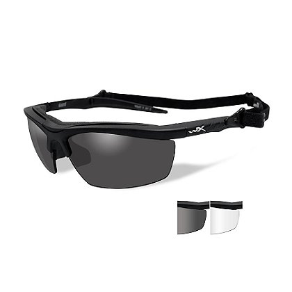 Wiley X Guard Dual Lens Smoke Grey/Clear Kits