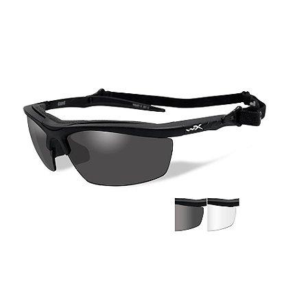 Wiley X Guard Dual Lens Smoke Grey/Clear Kits