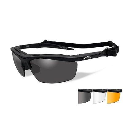 Wiley X: Guard Eyewear Kit with Three Lenses