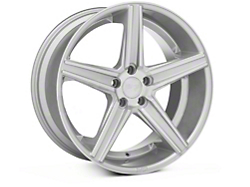 Niche Apex Machined Silver Wheel - 20x10 (05-14 All)
