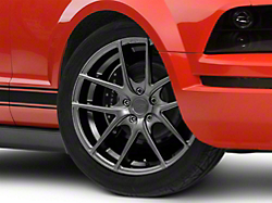 Niche Targa Matte Anthracite Wheel - 19x8.5 (05-14 All)