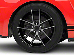 Niche Targa Matte Black Wheel - 19x9.5 (2015 All)