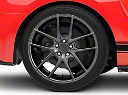 Niche Targa Matte Anthracite Wheel - 20x10 (2015 All)