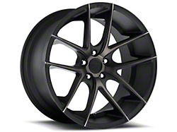 Niche Targa Matte Black Wheel - 20x10 (2015 All)