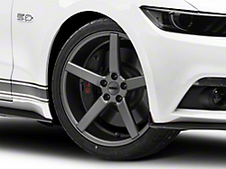 MMD 551C Charcoal Wheel - 20x8.5 (2015 All)