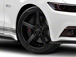 MMD 551C Matte Black Wheel - 20x8.5 (2015 All)