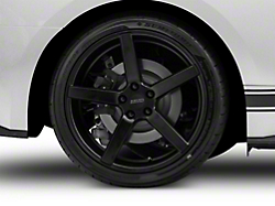 MMD 551C Matte Black Wheel - 20x10 (2015 All)