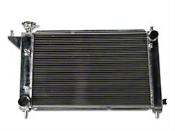SR Performance Aluminum Radiator - Manual (94-95 All)