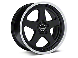 SC Style Black Wheel - 18x8.5 (94-04 All)