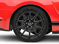 Forgestar CF10 Monoblock Piano Black Wheel - 20x11 (2015 All)