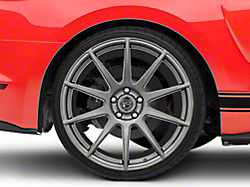 Forgestar CF10 Monoblock Gunmetal Wheel - 20x11 (2015 All)