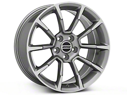 11/12 GT/CS Style Anthracite Wheel - 18x9 (94-04 All)