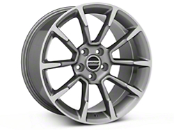 11/12 GT/CS Style Anthracite Wheel - 18x10 (94-04 All)