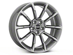 2011 GT/CS Style Anthracite Wheel - 19x8.5 (05-14 All)