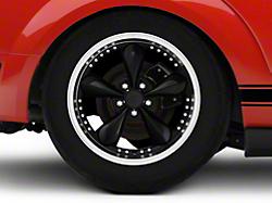 Bullitt Motorsport Black Wheel - 18x10 (05-14 GT, V6)