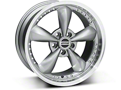 Bullitt Motorsport Anthracite Wheel - 18x9 (94-04 All)