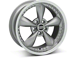 Bullitt Motorsport Anthracite Wheel - 18x9 (05-14 GT,V6)