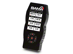 Bama X4/SF4 Power Flash Tuner w/2 Custom Tunes (07-14 GT500 w/Aftermarket Supercharger)