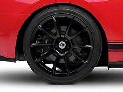 Shelby Super Snake Style Black Wheel - 20x10 (2015 All)