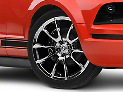 Shelby Super Snake Style Chrome Wheel - 20x9 (05-14 All)