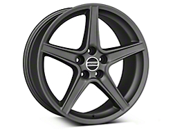 Saleen Style Charcoal Wheel - 19x8.5 (05-14 GT, V6)