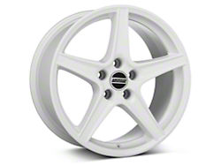 Saleen Style White Wheel - 18x9 (94-04 All)