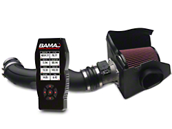 Airaid CAI and BAMA X4 Tuner (99-04 GT)