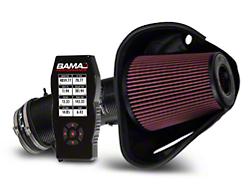 BAMA JLT Big Air Carbon Fiber Cold Air Intake & BAMA X4 Tuner (10-12 GT500)