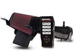 BAMA JLT Big Air Carbon Fiber Cold Air Intake & BAMA X4 Tuner (07-09 GT500)