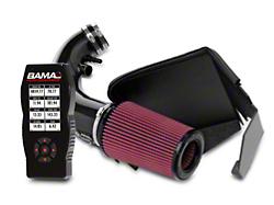 JLT Carbon Fiber CAI and BAMA X4 Tuner (11-14 GT)
