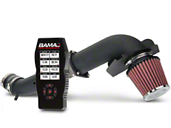 SR Performance CAI and BAMA X4 Tuner (99-04 V6)