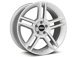 2010 GT500 Style Silver Wheel - 19x8.5 (2015 All)