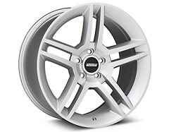 2010 GT500 Style Silver Wheel - 19x10 (2015 All)